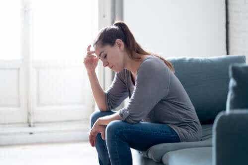 Forholdet mellom fysiske smerter og angst