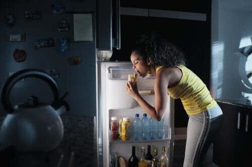 Hva er nattlige spiseepisoder?