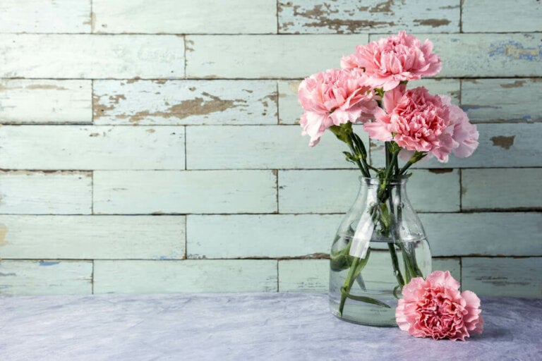 Tre raske måter å rengjøre glassvasene dine på