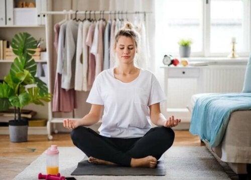 10 tips for å ta vare på den mentale helsa di under hjemmeisoleringen