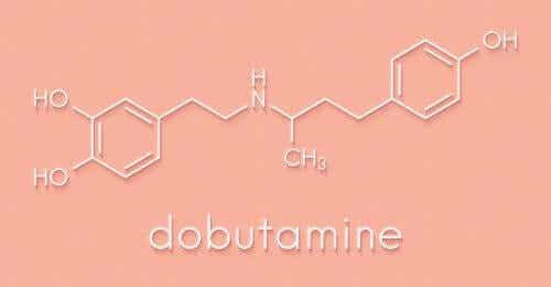 Hva blir medikamentet dobutamin brukt til?