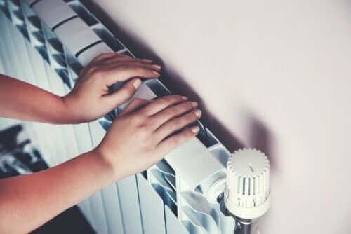 Hvor høy oppvarming påvirker helsen din negativt?