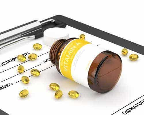 Kjennetegn, indikasjoner og bruksområder for acitretin