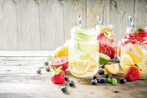 Alt du trenger å vite om drikker med fruktsmak