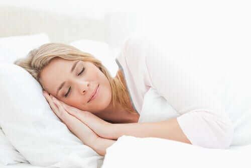 Gode vaner forbedrer søvnkvaliteten din.