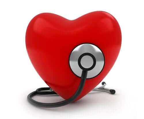 Kjennetegn på medfødt hjertesykdom