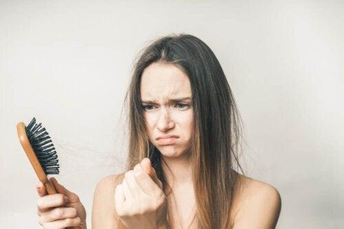 Hjemmebehandlinger mot hårtap