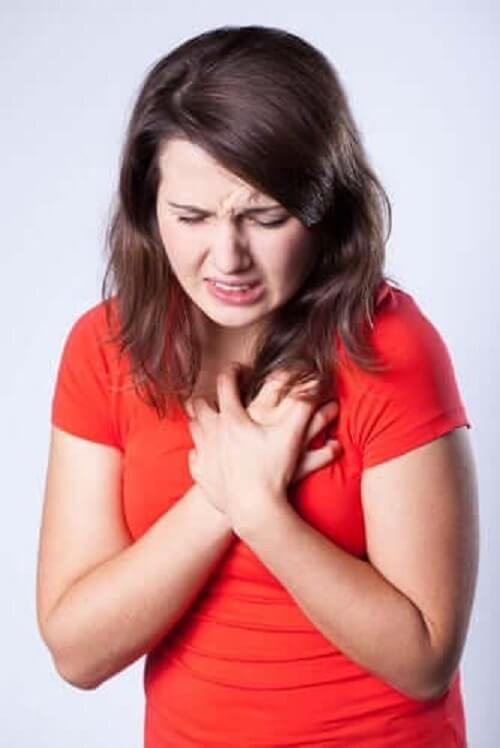 Les alt om plagsomme brystsmerter