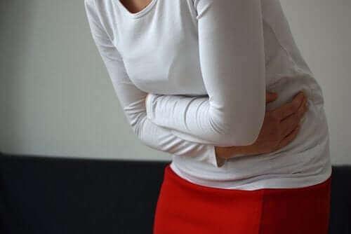 Symptomer på smerter i eggstokkene i overgangsalderen