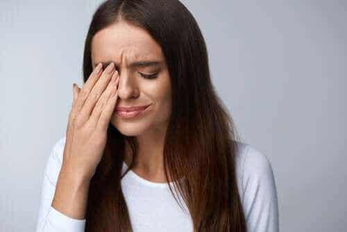 Pterygium (konjunktiva) – en sykdom på hornhinnen