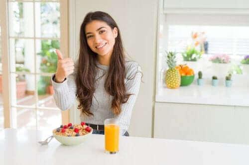 En sunn frokost – Hva slags mat bør man inkludere?