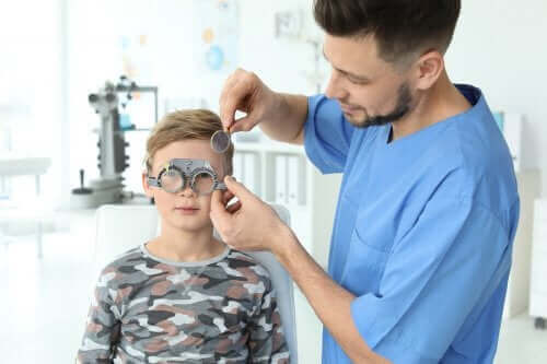 Hvordan oppdage synsproblemer hos barn?