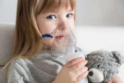 Diagnostisering av og årsaker til astma i barndommen