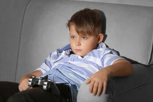 Fysisk inaktivitet hos barn: En voksende epidemi