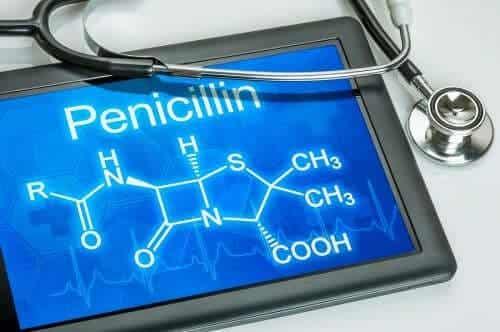 Hva er penicillin og hva brukes det til?