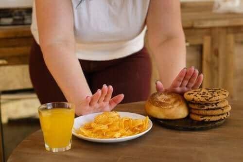 Ti typer mat som må unngås for en sunn glukosebalanse
