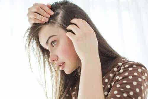 Gråning av hår: Hvorfor skjer det?