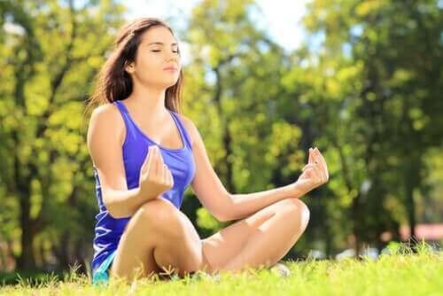 Virkningen trening har på hjernen vises i følelsene våres også.