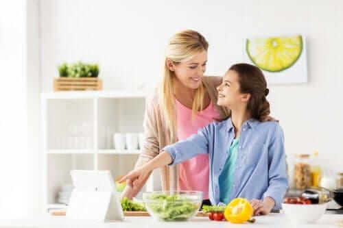 Veganske tenåringer: En voksende trend