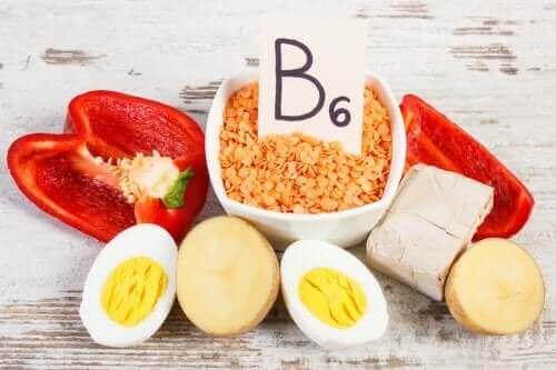 De mange fordelene med vitamin B6