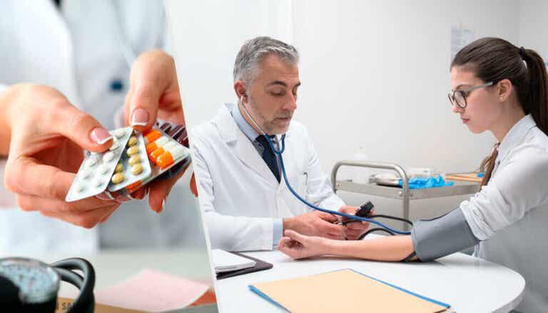 Medisiner mot høyt blodtrykk