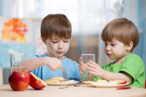 5 sunne og smakfulle frokoster for barn