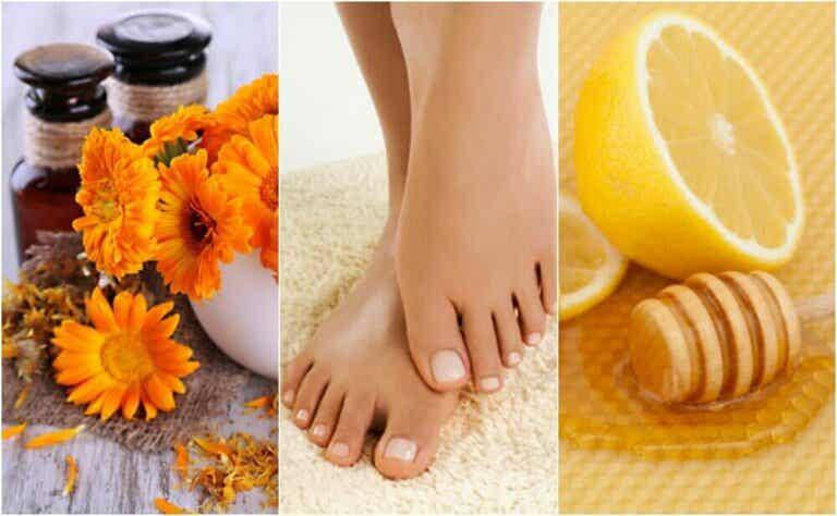 5 naturlige preparater mot inngrodde negler
