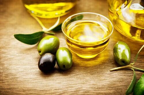 6 sunne egenskaper extra virgin olivenolje har