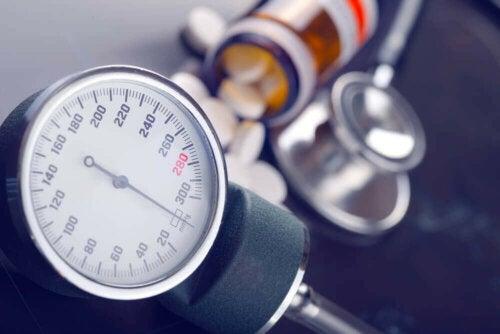Måling av blodtrykk