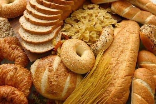 Brød og pasta