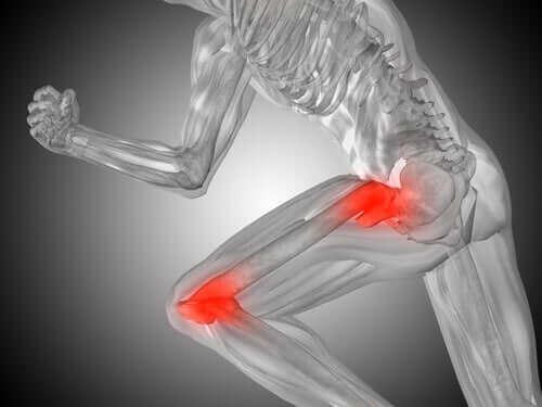 Leddsmerter i hofte og kne