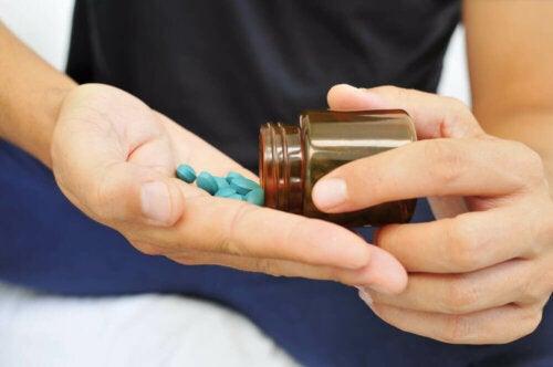 Blå piller mot erektil dysfunksjon