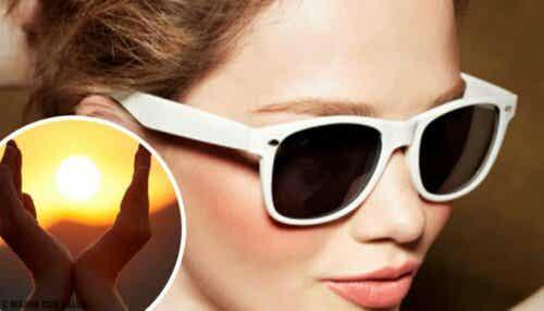 9 konsekvenser av å ikke bruke solbriller