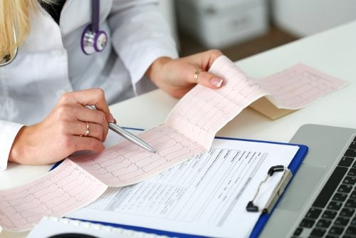 Elektrokardiografi - hva er myokarditt