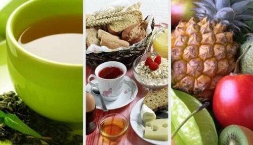 Fire tips for å unngå å føle deg sulten hele tiden