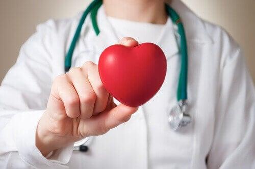 Fordelene for hjertet