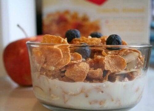Lag flere sunne måltider om dagen