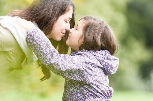 Tilknytning til foreldrene våre markerer oss