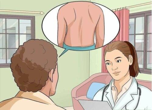 10 effektive praksiser for å lindre ryggsmerter