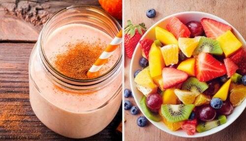 7 næringsrike frokostsmoothies for hver dag i uken