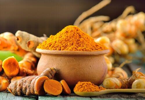 gurkemeie er et krydder med mange fordeler