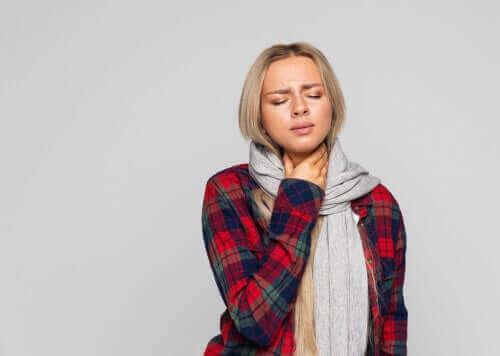 Fire naturlige remedier mot laryngitt