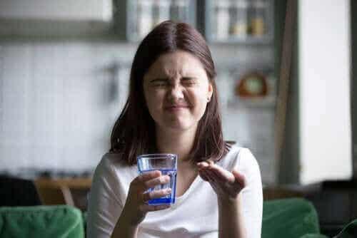 Kortikofobi eller frykt for kortikosteroider