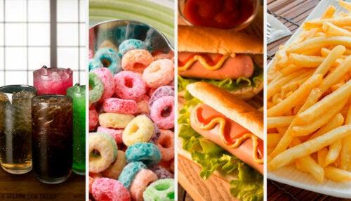 15 matvarer du bør unngå for enhver pris