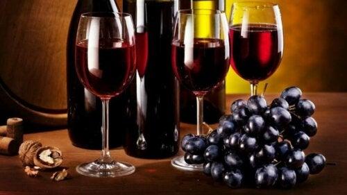 8 myter om vin som vi fremdeles tror på