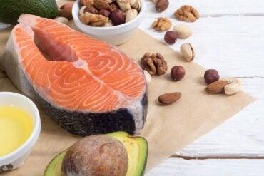 Effekten omega-3 har på hjernen