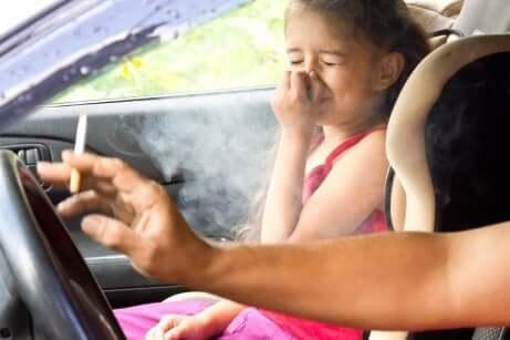Passiv røyking og lungekreft