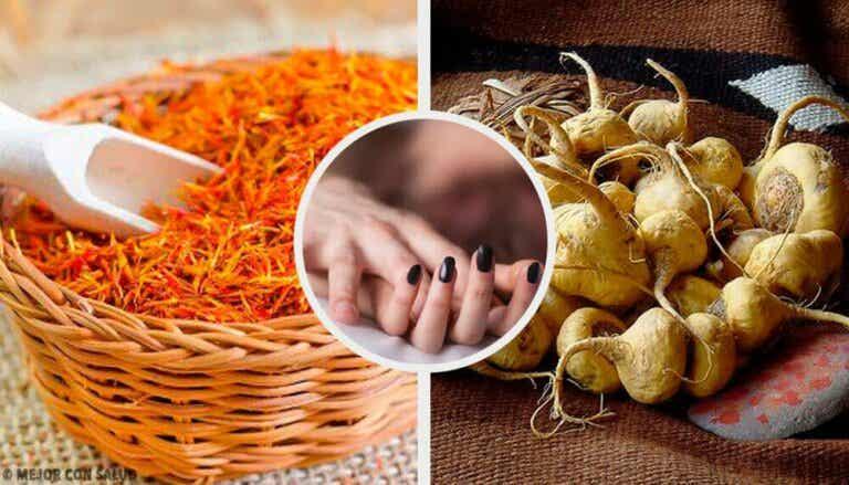 5 naturlige afrodisiaka du bør vite om