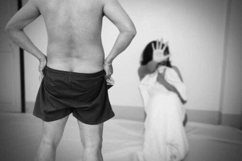 Seksuelle overgrep i forhold