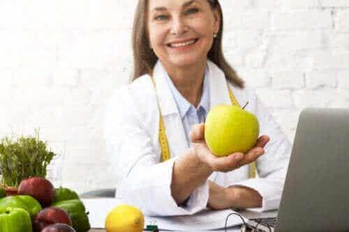 De sunneste matvarene for eldre mennesker
